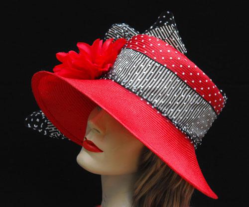 Kentucky Derby Hats Preakness Custom Hats Royal Ascot