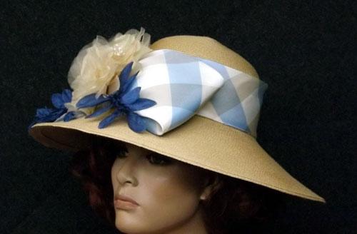 Custom hats millinery Kentucky Derby women s hats mens Gena Conti ... 693a6dd2a50