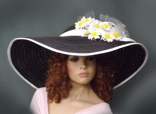 women s Kentucky Derby hats large size custom 50c0b736e2b